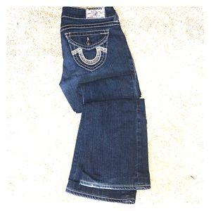 "True Religion ""Becky"" Jeans sz. 28"